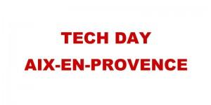 Tech Day Aix-En-Provence 2014