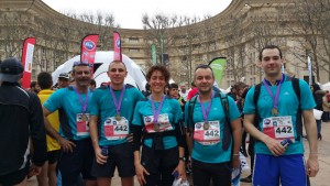 Marathon La Team DSP