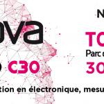 On vous donne rendez-vous au salon Enova Toulouse (30 et 31 Mai 2018)
